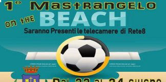 Trofeo Aldo Mastrangelo beach soccer Montesilvano