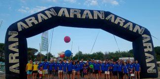 Trofeo di Nuoto Città di Pineto oltre 100 atleti solidarietà