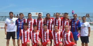 Vastese Beach Soccer sconfitta Brescia BS 6-5