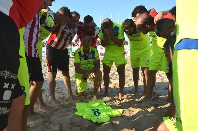 Vastese Beach Soccer domani l'esordio campionato di Serie A LND
