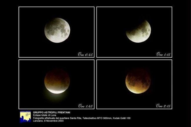 eclissi totale di luna fossacesia