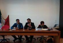 foto conferenza decreto terremoto