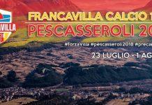 Francavilla Calcio ritiro precampionato 2018 - 2019