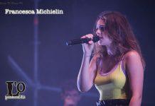 Francesca Michielin Pescara concerto 19 luglio 2018