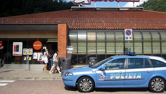 Vasto furto interno auto arrestato 42enne
