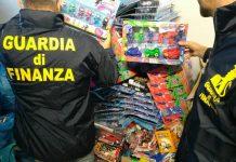 Pescara sequestrati oltre 1,2 milioni giocattoli