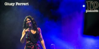 Giusy Ferreri concerto Francavilla al mare 22 luglio 2018