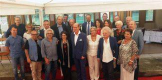 """Marcello Marciani podio del Premio """"Malattia della Vallata"""""""