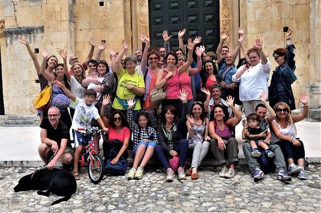 Il Sorriso di Marinella giornata bellezze d'Abruzzo