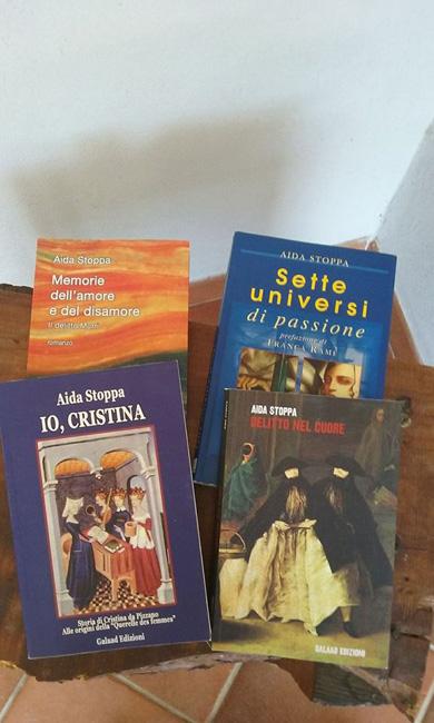 libri Aida Stoppa