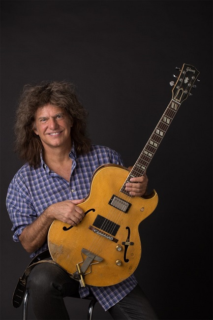 Pat Metheny concerto Pescara Jazz 2018