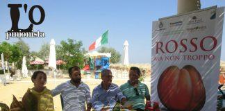 presentazione Festa del Pomodoro Francavilla