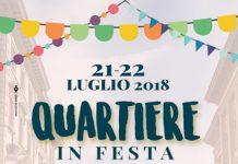 Quartiere in festa 2018 Pescara