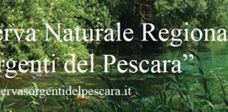 Riserva naturale guidata sorgenti Pescara