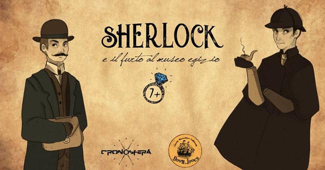 cronocena con mistero sherlock