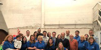 35° anniversario per l'Associazione Abruzzese Villa San Vincenzo di Guardiagrele