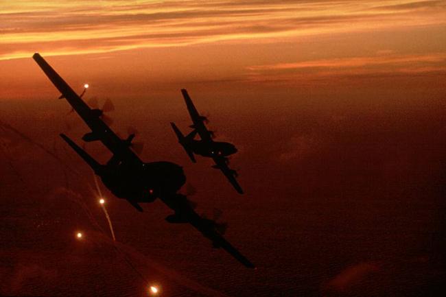 aereii notturni