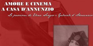 Amore e Cinema Casa d'Annunzio