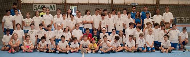 atlelti allievi scuola tennis Roseto