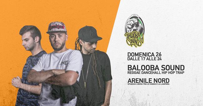 Balooba Sound 26 agosto 2018
