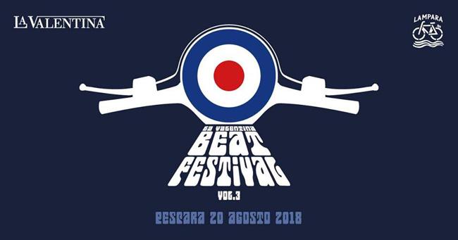 official photos a24a8 96abb La Valentina Beat Festival a La Lampara Pescara