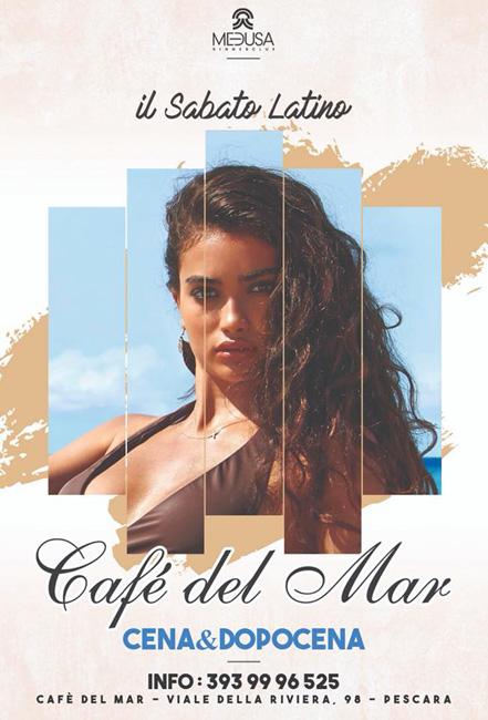 Café del Mar sabato