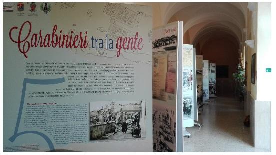 I Carabinieri nella grande guerra mostra Chieti
