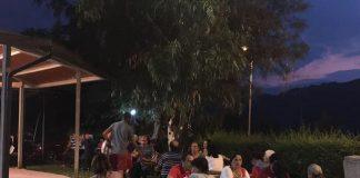Parco Zappino Scafa serata solidale