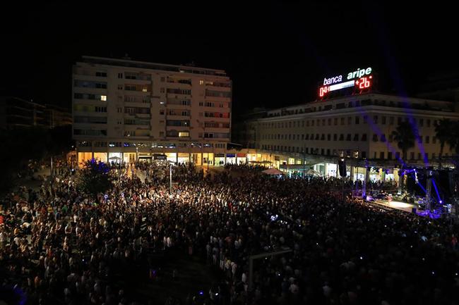 concerto Arisa Pescara 2018