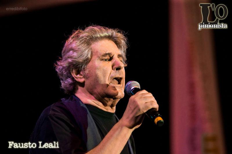 Fausto Leali concerto Roseto 2018