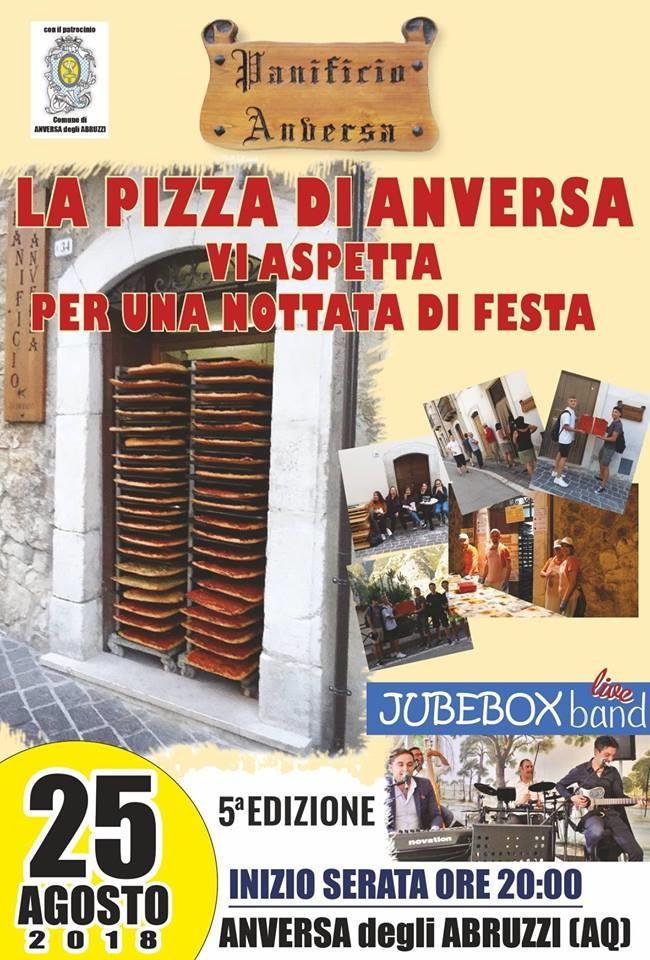 festa della pizza anversa