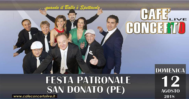 Festa Patronale San Donato 12 agosto