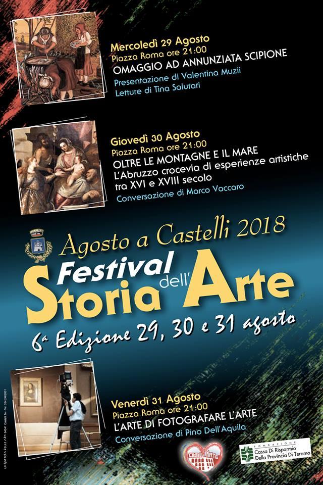 festival storia arte castelli