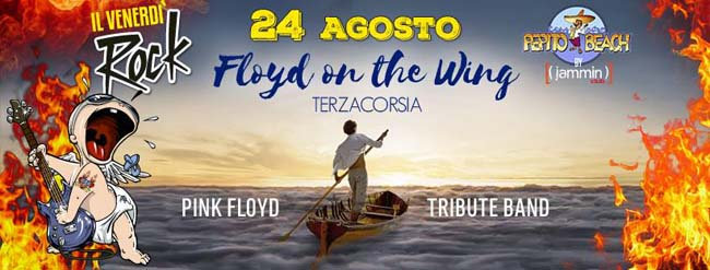 Floyd on the wind 24 agosto 2018 Pepito beach