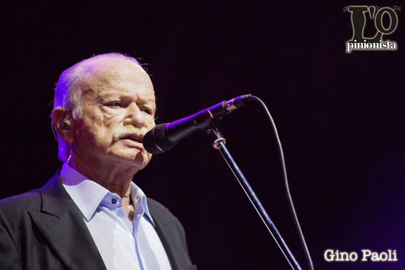 Gino Paoli concerto Francavilla al Mare 2018