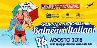 Giornata Nazionale dei Balneari Italiani