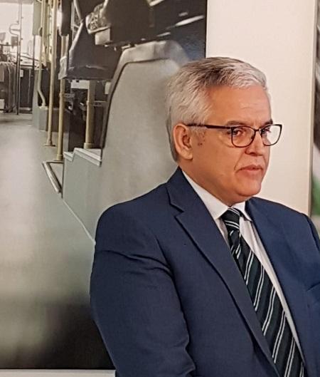 direttore generale di TUA Spa,Giuseppe Alfonso Cassino