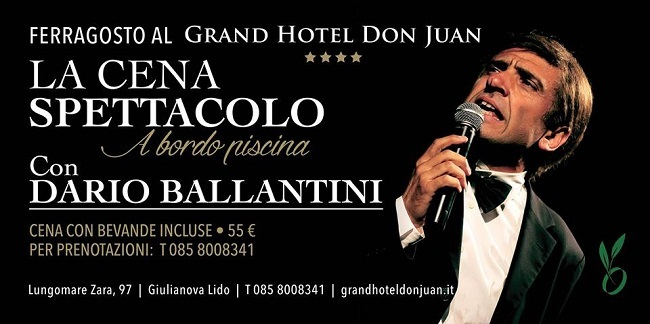 grand hotel don Juan ferragosto