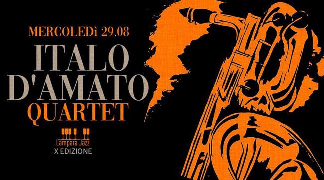 Italo D'Amato quartet 29 agosto 2018