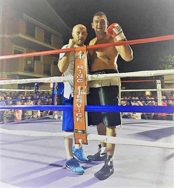 Boxe Ivan Di Berardino nuovo sfidante titolo italiano