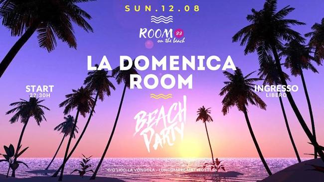 La Domenica Room 12 agosto 2018