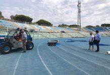 lavori stadio Pescara