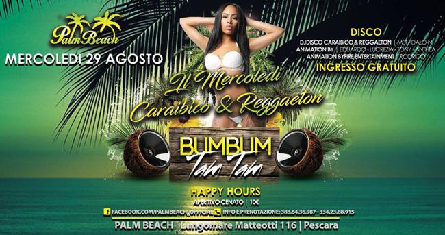 Palm Beach 29 agosto 2018