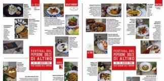 peperone menu 2018