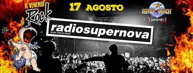 Radiosupernova 17 agosto 2018