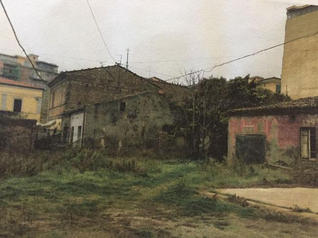 riqualificazione via Gobetti Pescara