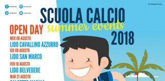 Scuola Calcio Pescara estate 2018