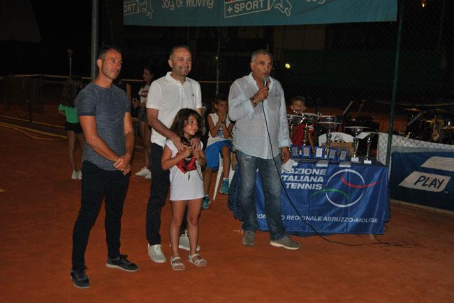 vincitori tennis 17° Summer città di Spoltore