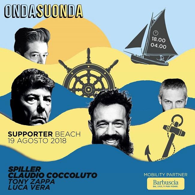 supporter beach 19 agosto