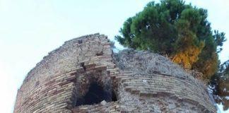 torrione castello Spoltore